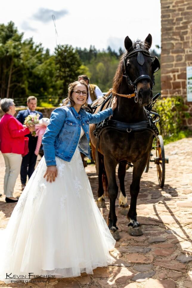 Moselkutscher - Hochzeitfahrten